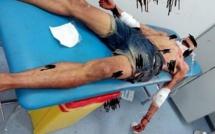 جريمة قتل بشعة تهز مدينة سلا والساكنة تحتج وتهدد بالتصعيد/ صورة الضحية