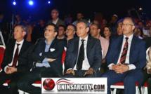 افتتاح فعاليات مهرجان سينما الذاكرة المشتركة بالناظور/ فيديو
