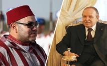 الملك محمد السادس يتوصل ببرقية تهنئة من الرئيس الجزائري عبد العزيز بوتفليقة بمناسبة ذكرى عيد الاستقلال
