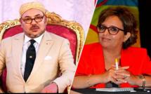 الإعلامية أمينة ابن الشيخ تراسل الملك محمد السادس من أجل الاعتراف بالسنة الأمازيغية