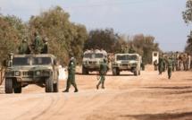 المغرب ينزل الجيش لمراقبة الحدود  بمدينتي سبتة ومليلية