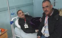 الشفاء العاجل للفاعل الجمعوي الأخ ميمون المعروف ب ( محيريشا) بحي سيدي موسى بمدينة بني انصار