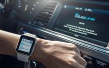 هيونداي تطلق تطبيقا لساعة آبل للتحكم بسياراتها عن بعد