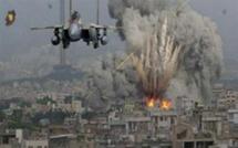 التدخل العسكري المباشر في ليبيا بالقصف الجوي