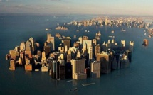 تغيرات المناخ ستغرق لندن ونيويورك